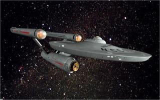 NCC-1701 Enterprise before stars