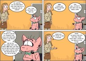 The Atheist Pig 1947: inbox