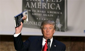 Donald Trump making literature great again