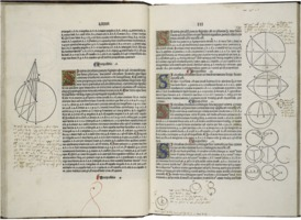 Euclid's Elements, 1482 edition