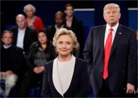 Inspiring Hillary vs. Drumpf