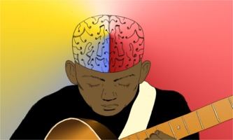 Musical brain stimulation