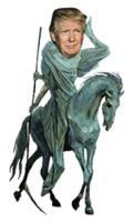 Trump Apocalypse Horseman
