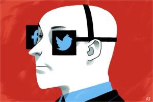 David Saracino: Social media blinders