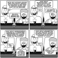 Jesus and Mo 2016-11-02: Dear