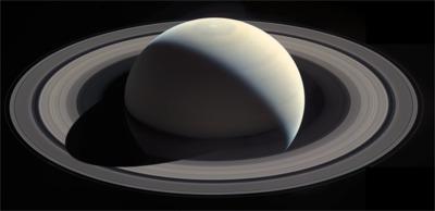 Ian Regan: Saturn mosaic