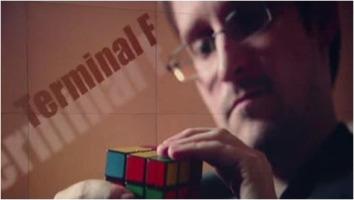 Edward Snowden - Terminal F