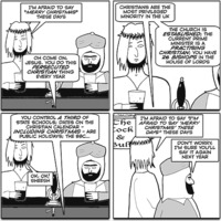 Jesus and Mo 2016-12-07: Merry
