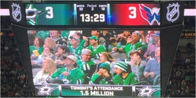 Dallas Stars Alternative Facts