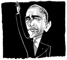 Tom Bachtell: Obama's parting words