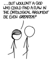 xkcd 1505: Ontological Argument