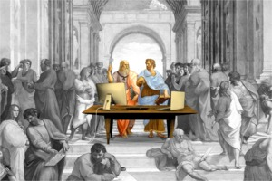 Aristotle with computers