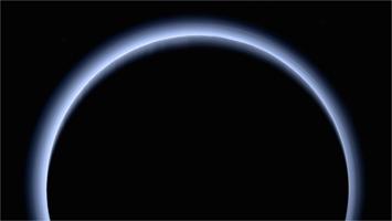 New Horizons: Pluto farewell