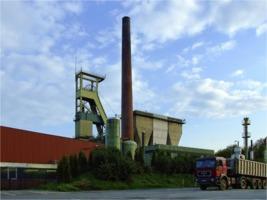 Prosper Haniel hard coal mine