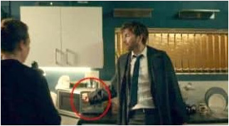 DI Hardy David Tennant microwaving tea