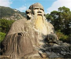 Statue of Lao Tze