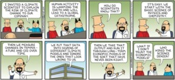 Scott Adams: Dilbert comic strip on 2017-05-14