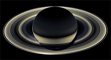 Cassini's 'Grand Finale' Saturn portrait (April 13, 2017)