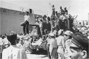1953 Iranian coup d'état supporters