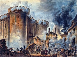 Jean-Pierre Houël: Storming of The Bastille
