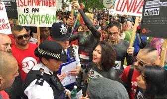Maryam Namazie at London Pride