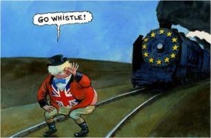 Steve Bell: Go Whistle!