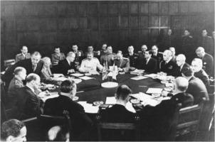 1945 Potsdam Conference