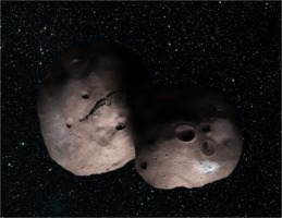 2014 MU69 binary
