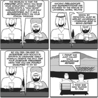 Jesus and Mo 2017-08-16: Think