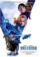 Valerian, 2017 film