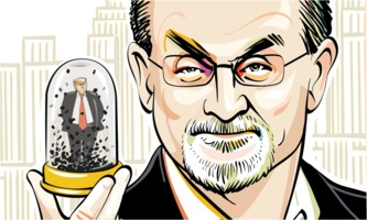 Kathryn Rathke: Salman Rushdie Taking on America