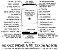 xkcd Phone 6