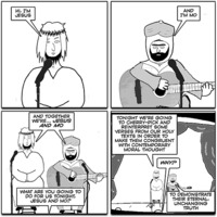 Jesus and Mo 2017-10-18: Why