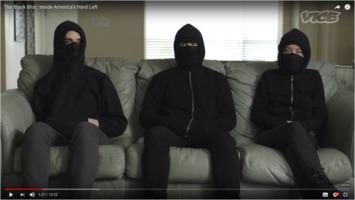 Antifa interview