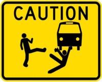 Bus-undering