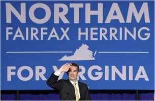 Northam, Fairfax, Herring for Virginia