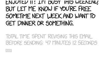 Randall Munroe: xkcd 1915: Nightmare Email Feature