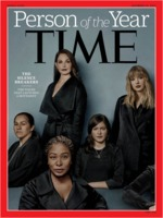 Person of the Year 2017 TIME magazine cover