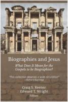 Craig Keener: Biographies and Jesus