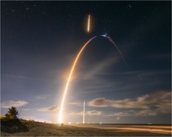John Kraus: Falcon 9 Launch and Landing