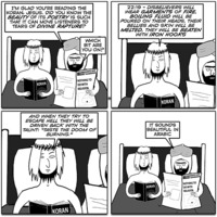 Jesus and Mo: Doom