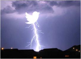 Twitter thunderstorm
