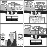 Jesus and Mo: Dodgy