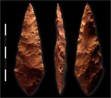 Middle Stone Age tool