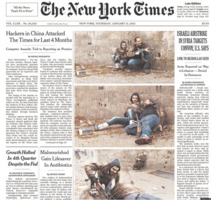 New York Times 2013-01-31