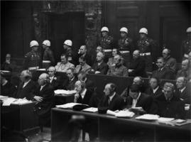 Nuremberg International Military Tribunal court