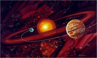 Pioneer 10 journey