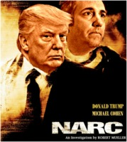 Donald Trump, Michael Cohen; an investigation by Robert Mueller