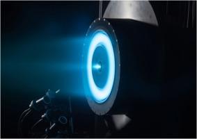 Xenon ion drive
