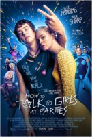 How To Talk to Girls At Parties, 2017 film